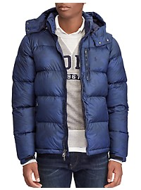 Polo Ralph Lauren Mid-Weight Down Coat