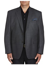 Jack Victor Deco Textured Sport Coat - Executive Cut
