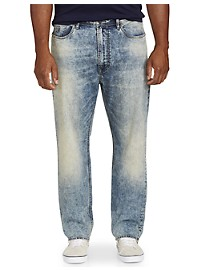 Buffalo David Bitton Gardner Acid Wash Jeans