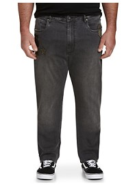 Buffalo David Bitton Kirk Patchwork Jeans
