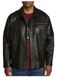 Robert Graham Colden Leather Jacket