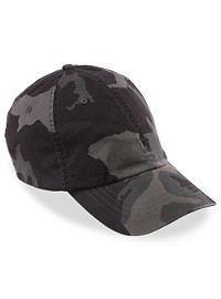 Polo Ralph Lauren Camo Baseball Hat