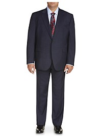 Jack Victor Classic Deco Plaid Nested Suit – Executive Cut