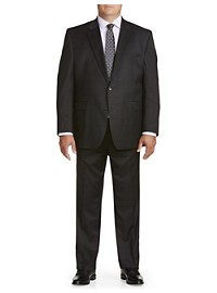Jack Victor Classic Windowpane Nested Suit - Executive Cut