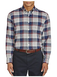 Brooks Brothers Flannel Sport Shirt