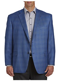 Daniel Hechter Paris Windowpane Sport Coat