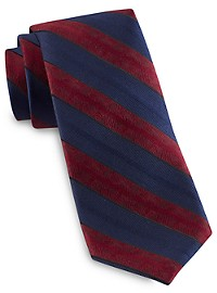 Robert Talbott Textured Stripe Tie
