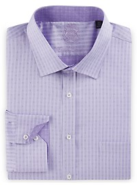 English Laundry Geo Stripe Dress Shirt