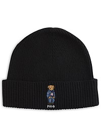 Polo Ralph Lauren Denim Bear Hat