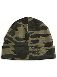 Polo Ralph Lauren Camo Thermal Hat