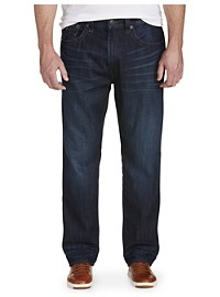 True Religion All-Star Dark Denim Jeans