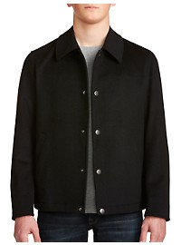 Sanyo Walker Wool Coach Jacket