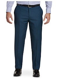 English Laundry Solid Suit Pants - Unhemmed