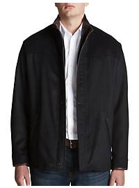 Remy Leather Trim Jacket