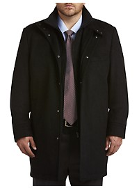 Daniel Hechter Zip-Out Bib Overcoat