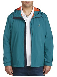 Nautica Stretch Waterproof Windbreaker