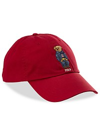 Polo Ralph Lauren Eaton Bear Hat