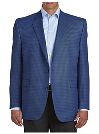 Jack Victor Mini Check Sport Coat