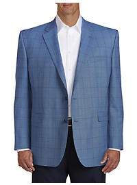 Jack Victor Windowpane Sport Coat