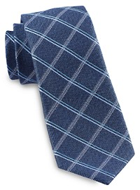 Michael Kors Lexington Grid Tie