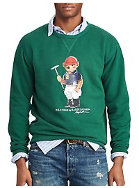 Polo Ralph Lauren Polo Bear Fleece Sweatshirt