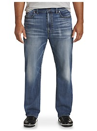 Lucky Brand Harrison Althletic Fit Stretch Jeans
