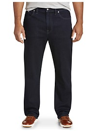 Lucky Brand Indigo Wash Athletic Fit Jeans