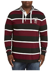 Polo Ralph Lauren Hooded Rugby Shirt