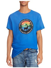 Polo Ralph Lauren Great Outdoors Graphic Tee