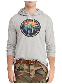 Polo Ralph Lauren Great Outdoors Hooded T-Shirt