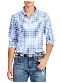 Polo Ralph Lauren Check Oxford Sport Shirt