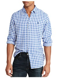 Polo Ralph Lauren Double-Face Plaid Sport Shirt