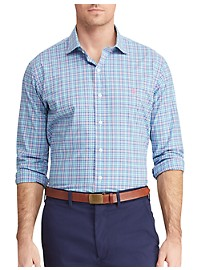 Polo Ralph Lauren Plaid Sport Shirt