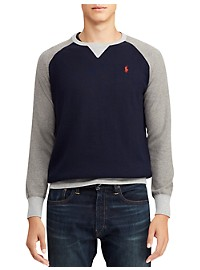 Polo Ralph Lauren Colorblock Sweater