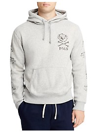 Polo Ralph Lauren Polo Bear Fleece Hoodie