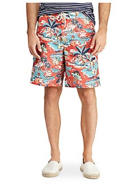 Polo Ralph Lauren Kailua Tropical Swim Trunks