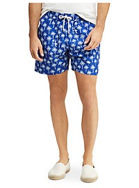 Polo Ralph Lauren Polo Bear Traveler Swim Trunks