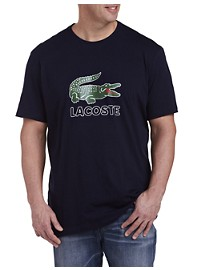 Lacoste Sport Performance Croc Graphic Tee