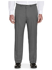 Haggar® Cool 18® Pro Flat-Front Dress Pants