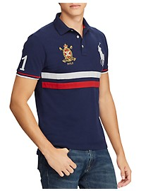 Polo Ralph Lauren Big Pony Graphic Polo Shirt