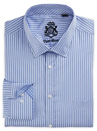 English Laundry Stripe Dress Shirt