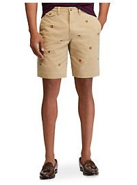 Polo Ralph Lauren Stretch Cotton Shorts