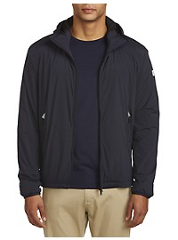 Paul & Shark Stretch Hooded Jacket