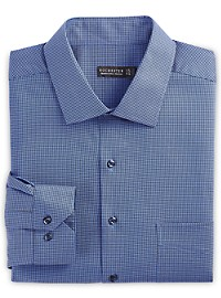 Rochester Mini Check Dress Shirt