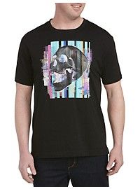 Robert Graham DXL Skull Graphic Tee