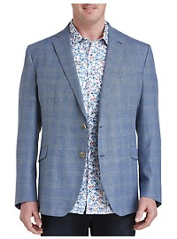 Robert Graham Windowpane Sport Coat