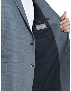 Michael Kors Tic-Weave Sport Coat (Was $275, Now $137.49)