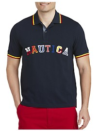 Nautica Collegiate Polo Shirt