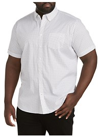 Michael Kors Pattern Stretch Sport Shirt