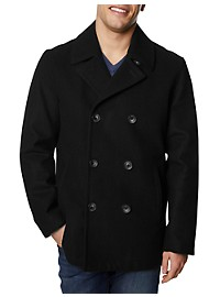 Nautica Water Repellent Quilted Coat